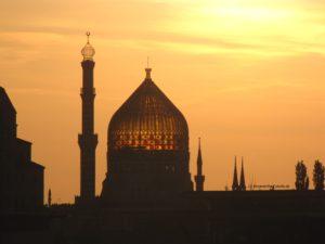 Islamkonferenz, Moschee