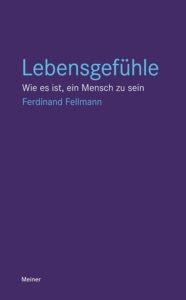 Cover Fellmann Lebensgefühle, humanismus aktuell